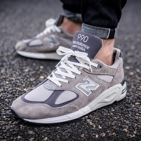 New Balance Made In Usa 990 Sneaker