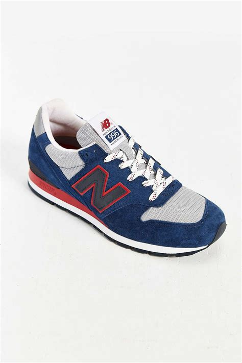 New Balance Made In Usa 996 Montauk Collection Running Sneaker