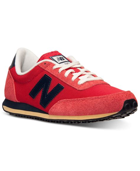 New Balance Men's 410 Casual Sneakers From Finish Line