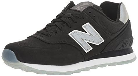 New Balance Men's Ml574 Luxe Rep Pack Sneaker