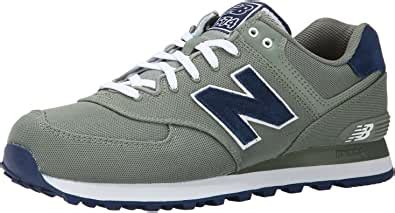 New Balance Men's Ml574 Pique Polo Pack Classic Runner Sneaker