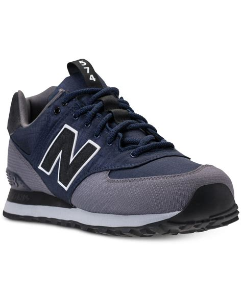 New Balance Mens Shoes 574 Suede Sneakers From Finish Line