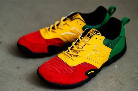New Balance Ml71 Rasta Sneakers