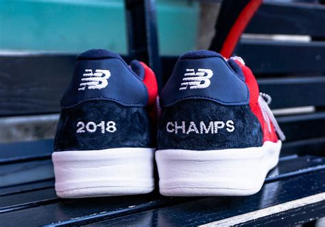 New Balance Red Sox Sneakers 2019