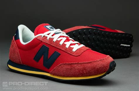 New Balance U410 Sneaker Navy Red
