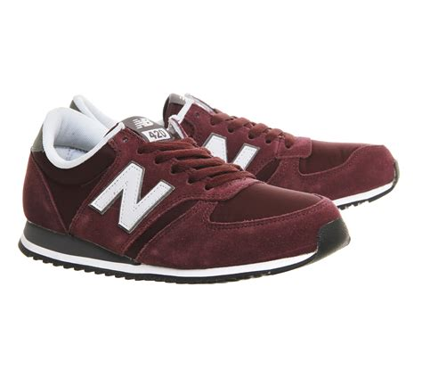 New Balance U420 Sneaker Low Burgundy