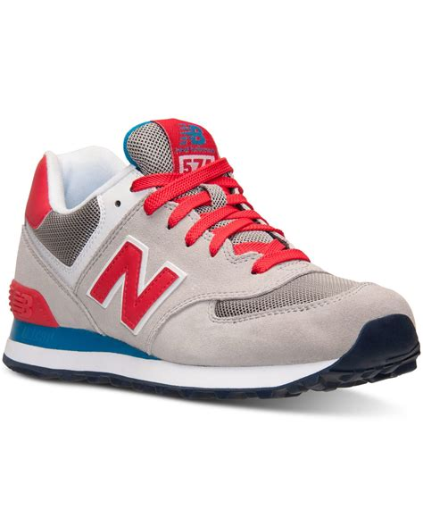 New Balance Womens 574 Core Casual Sneakers From Finish Line