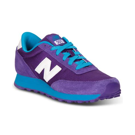 New Balance Womens Shoes 501 Running Sneakers