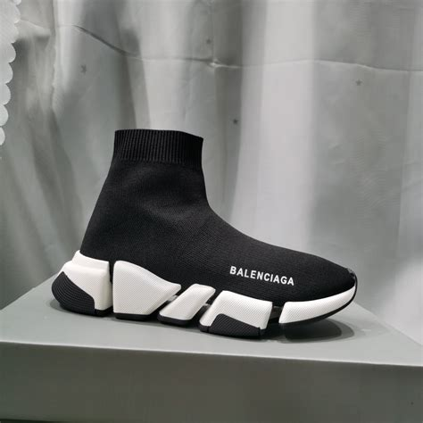 New Balenciaga Sock Sneakers