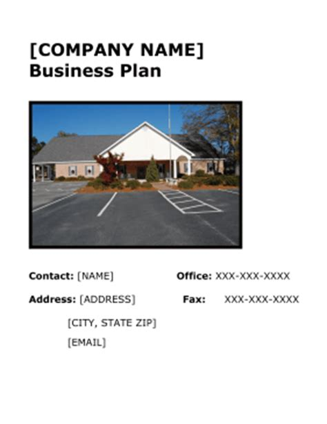 New Funeral Home Business Plan
