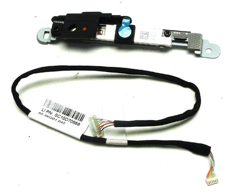 New Genuine WebCam For Lenovo ThinkCentre M73Z Webcam Camera MIC With Cable 50.3KQ01.042 00KT390