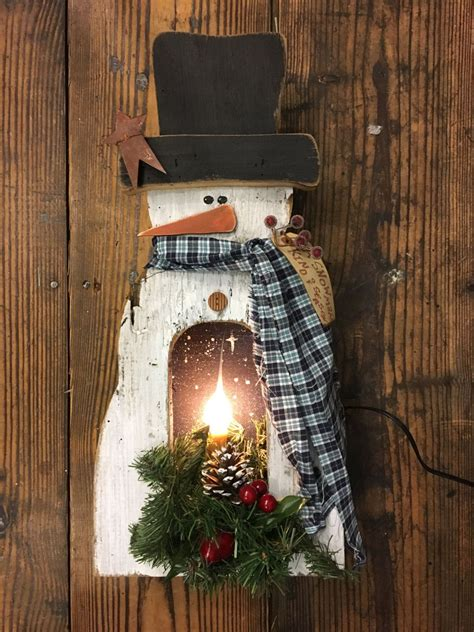New Primitive Christmas Diy Projects