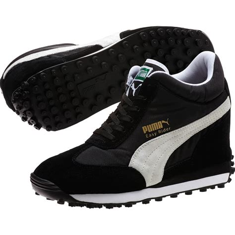 New Puma Wedge Sneakers