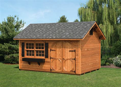 New Shed Designs 10 X 14