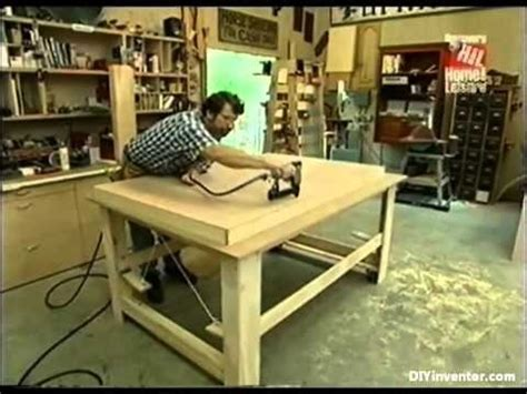 New Yankee Workshop Assembly Table Plans