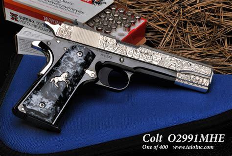 New Colt 1911 38 Super El Diablo And Sistema Colt 1911 For Sale
