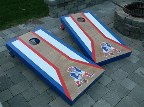New-England-Patriot-Projects-Made-Out-Of-Wood