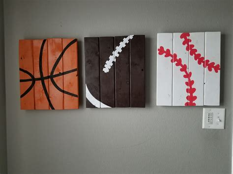 Nfl-Themed-Woodwork