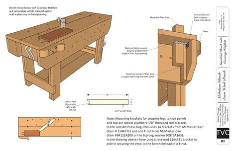 Nicholson-Workbench-Plans