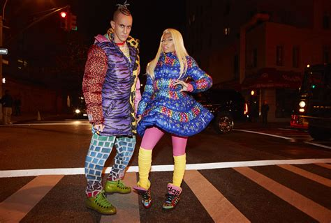 Nicki Minaj Adidas Sneakers