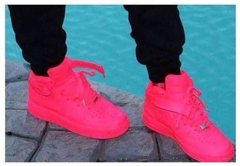 Nicki Minaj Nike Sneakers