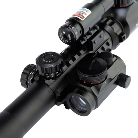Night Vision Scope For Spring Air Rifle And Nikko Stirling Panamax Rifle Scopes