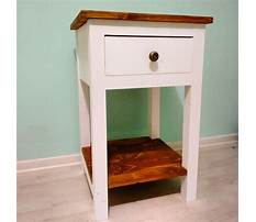 Best Night stand plans to build