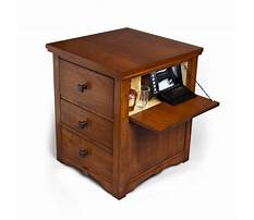 Best Night stand plans to build with hidden compartment
