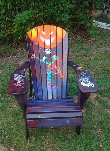 Nightmare-Before-Christmas-Adirondack-Chair