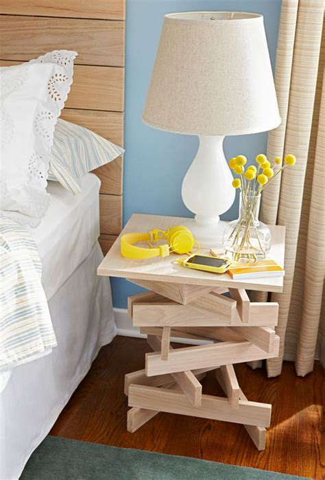 Nightstand Table Ideas