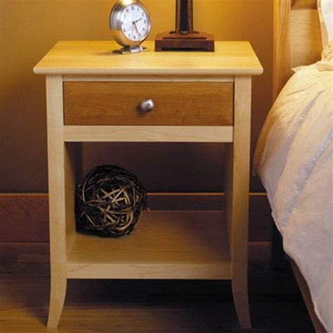 Nightstand-Woodworking-Projects