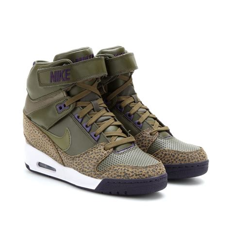 Nike Air Revolution Wedge Sneakers
