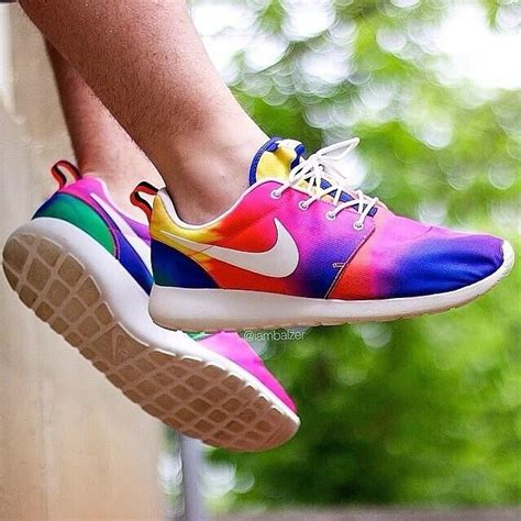 Nike Air Superfly Rainbow Sneaker