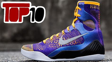 Nike Basketball Player Sneakers