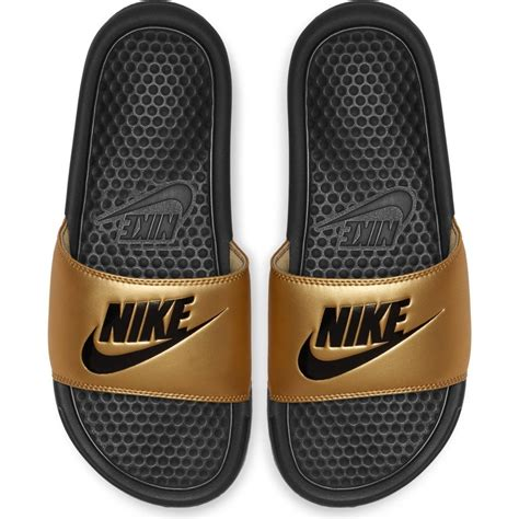 Nike Benassi Black Sneakers