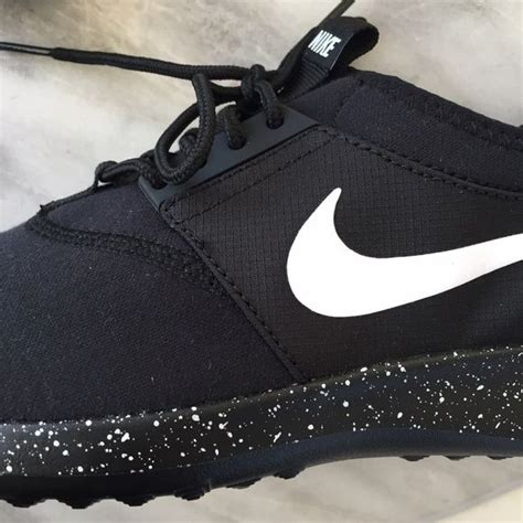 Nike Black Fleece Juvenate Sneakers