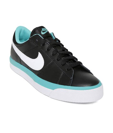 Nike Black Sneakers Online India