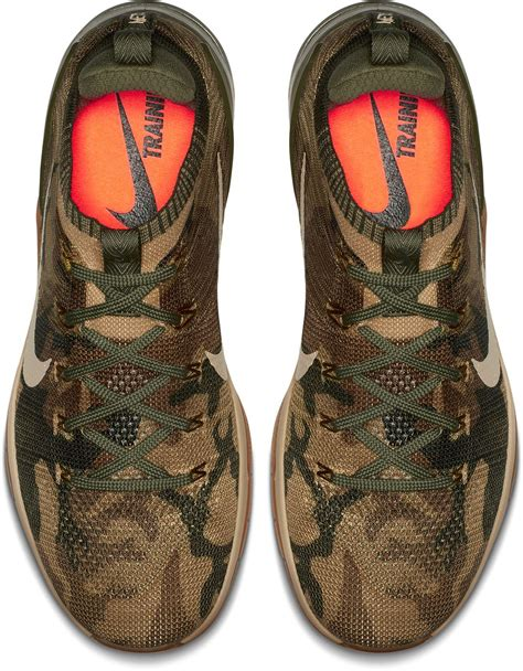 Nike Camouflage Sneakers Mens