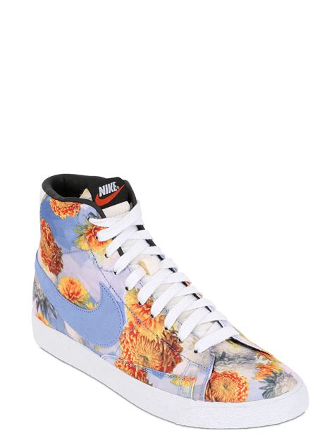 Nike City Floral Sneakers