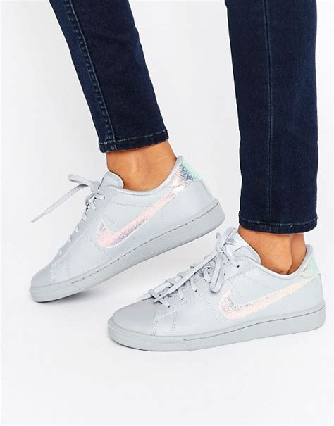 Nike Classic Sneakers Holographic