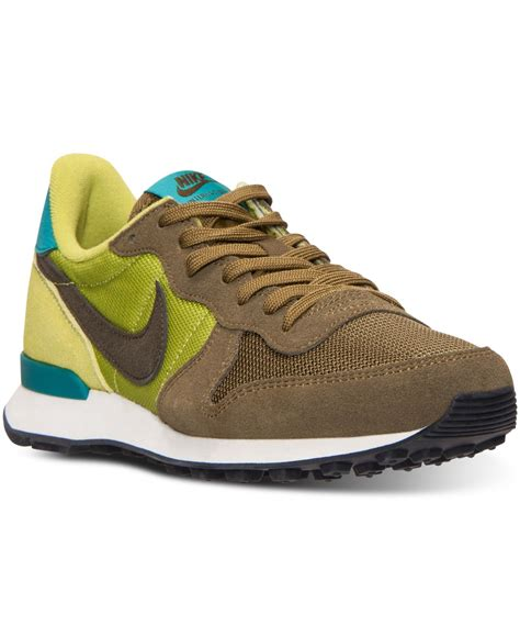 Nike Green Sneakers Womens