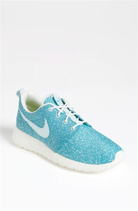 Nike Light Blue Sneakers Roshe