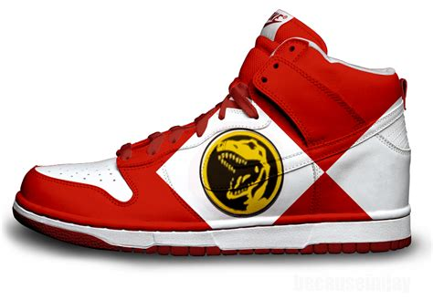 Nike Power Ranger Sneakers