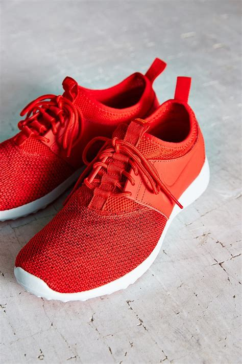 Nike Red Sneakers Woman