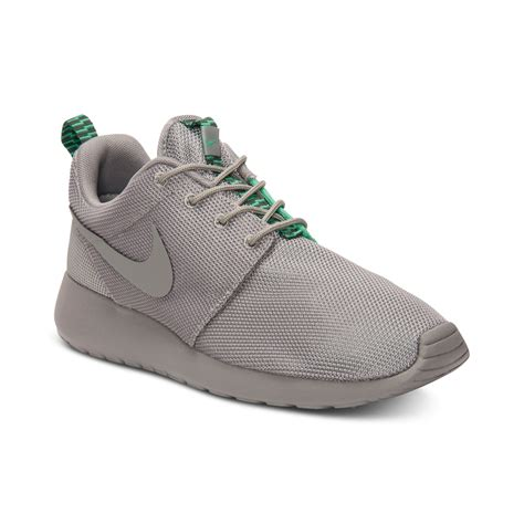 Nike Roshe Run Sneakers Grey