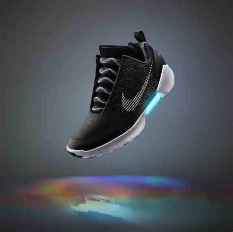 Nike Self Lacing Sneakers Cost