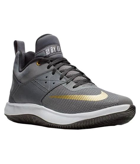 Nike Sneakers Gray Casual Shoes