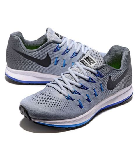 Nike Soft Sneakers Gray