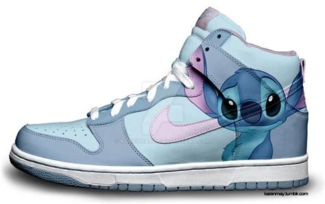 Nike Stitch Sneakers
