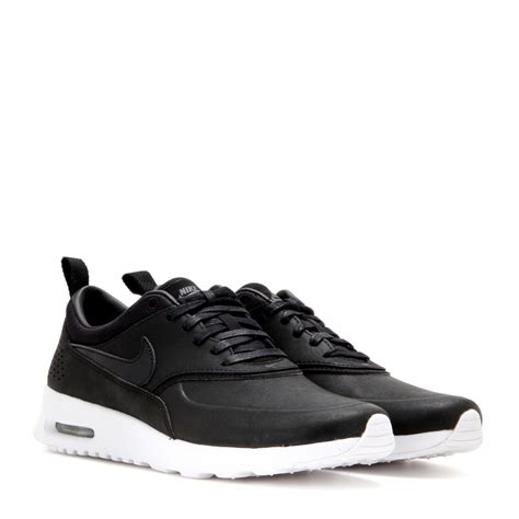 Nike Thea Leather Sneakers